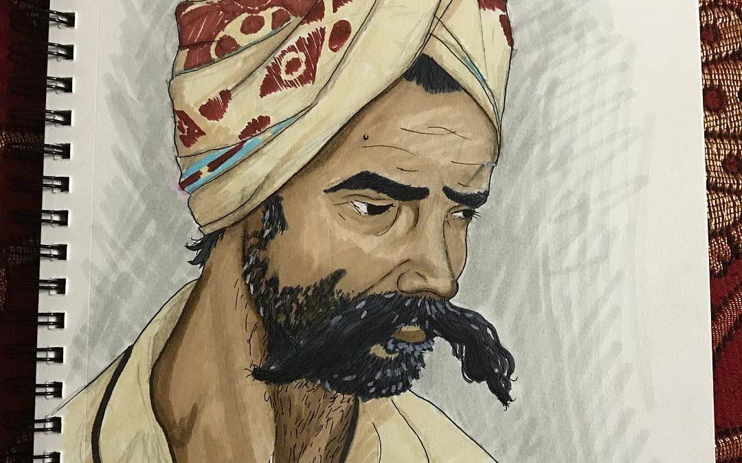 A RAJASTHANI MAN