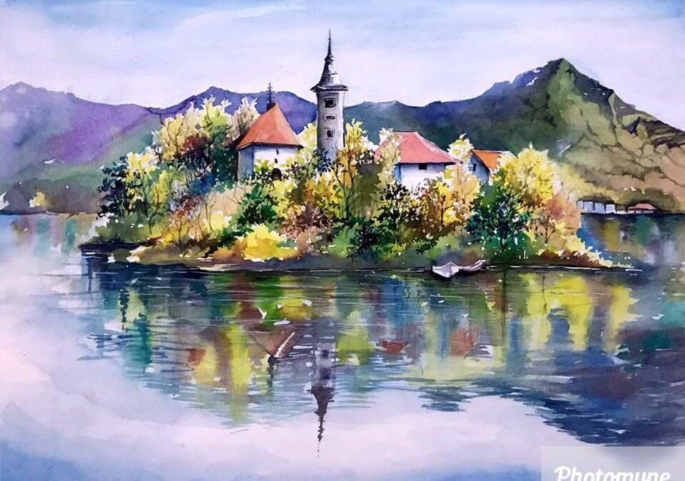 The Castle – Lake Bled, Slovenia